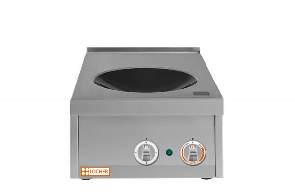 LOCHER Tisch Induktionswok 5 kW by BERNER vergleichbar BWKTT5