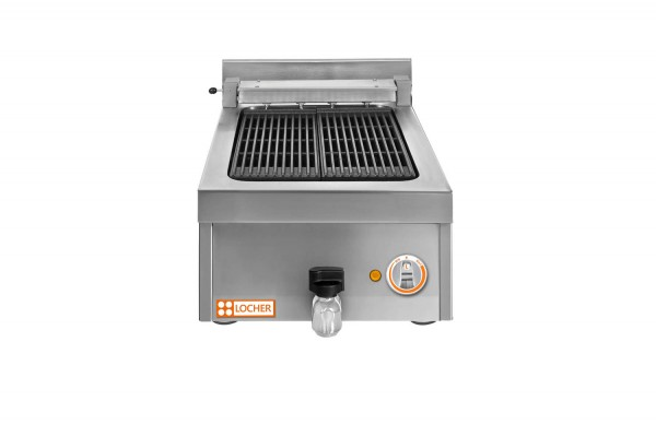 Steakgrill Rustica 400 Flex 650 LOCHER 216465 by BERNER