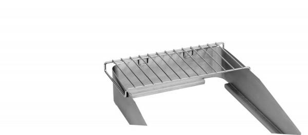 LOCHER Ablagerost 209460 für 400 mm Bratplatten-Spritzschutz by BERNER