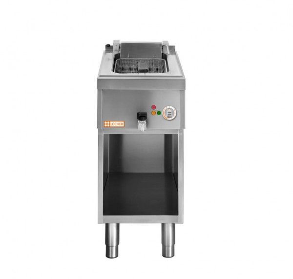 LOCHER Stand-Fritteuse 12 Liter, 8 kW 216510 by BERNER