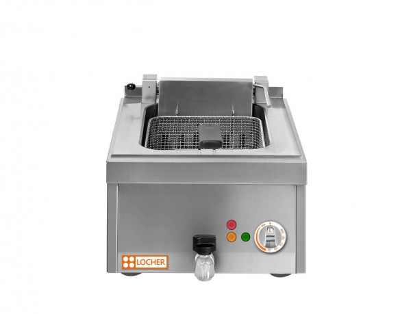 LOCHER Tisch-Fritteuse 12 Liter, 10 kW 216501 by BERNER vergleichbar BFKTTS