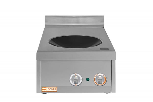 Tisch Induktionswok 5 kW LOCHER 216275 by BERNER